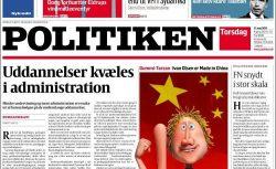 Politiken – Non dimentichiamo gli studenti turchi