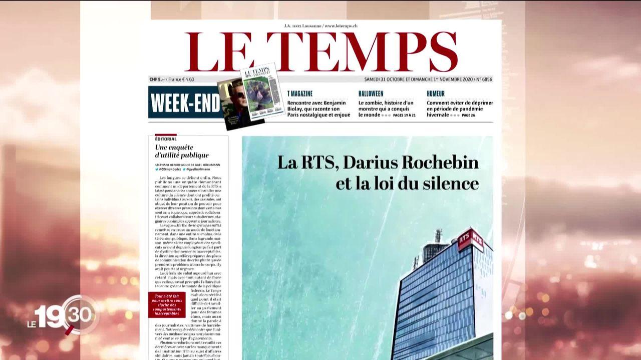 Swiss Press Award e l'esprit… du Temps