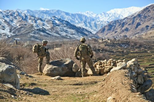 L'America se ne va, resta l'Afghanistan