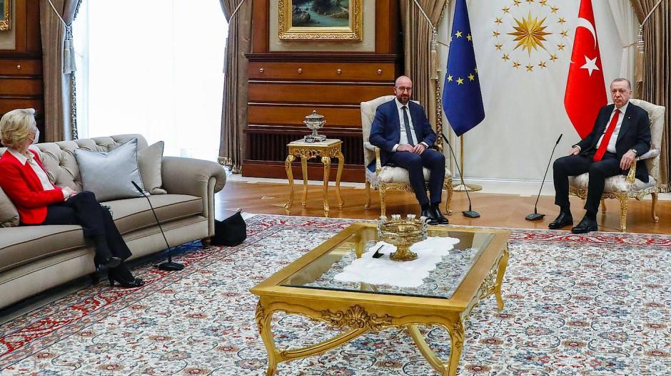 Europei  peggio di Erdogan