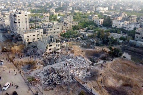 Medio Oriente: la soluzione alla violenza deve essere strategica