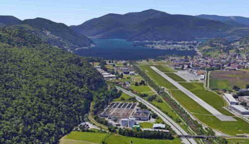 Aeroporto di Lugano: futuri radiosi e genialità dell'errore