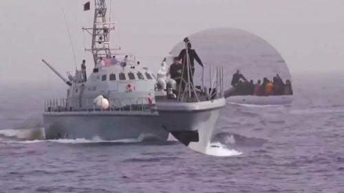 Sea Watch denuncia: li prendono a bastonate