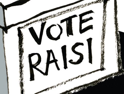 Iran No vote
