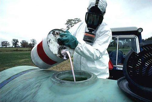 Iniziative contro l'uso di pesticidi di sintesi – La situazione attuale