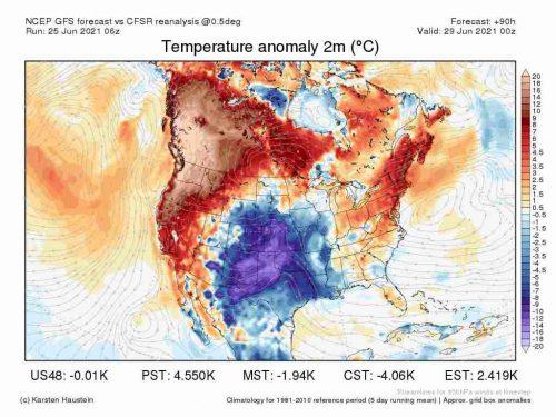 Siamo ormai nell'era dei disastri climatici