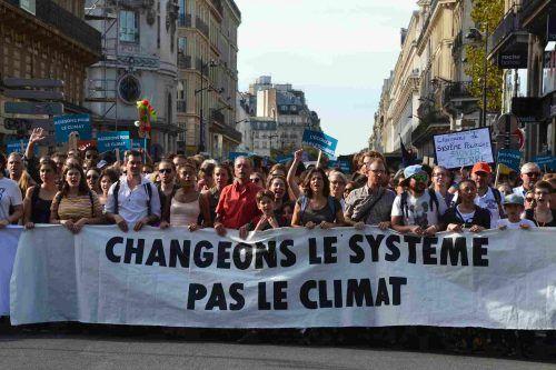 Il cambiamento climatico obbliga a una scelta di campo