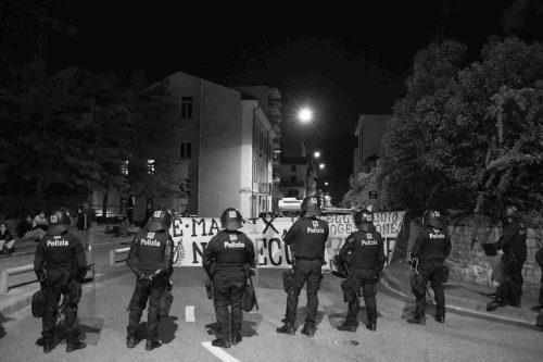 Ex macello: i poliziotti non credono all'azione autonoma