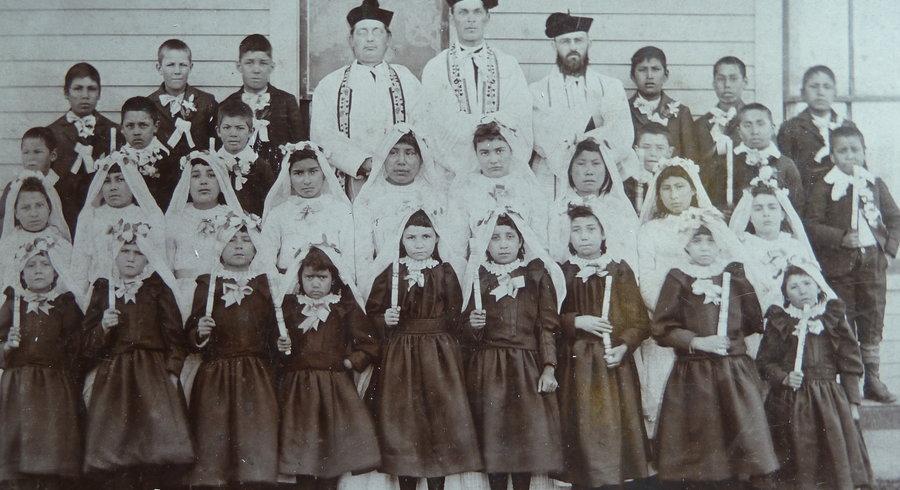 Le Temps – Anche missionari svizzeri nel Canada delle stragi