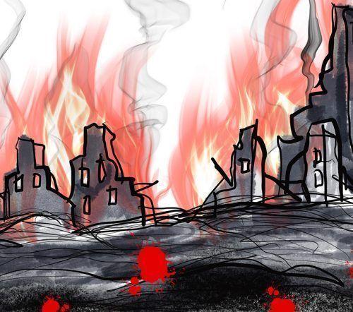 La guerra NO
