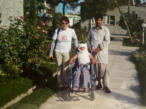 Lavorando con lui a Kabul