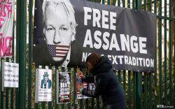Assange ostaggio del cinismo occidentale