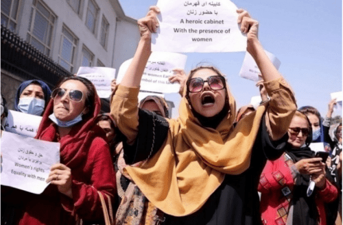 Kabul. Il coraggio delle donne mi fa ancora sperare
